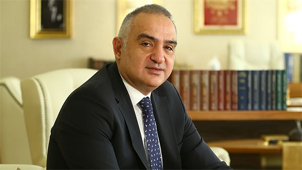 Kültür ve Turizm Bakanı Ersoy: Turizmde rakipsiz özelliklerimizle öne çıkmak istiyoruz