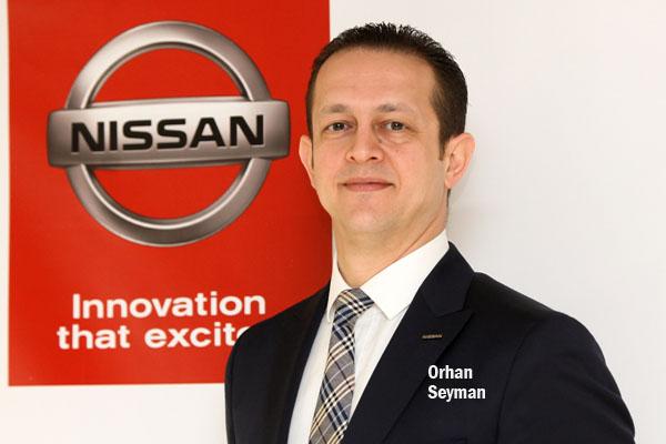 Nissan Türkiye'nin yurt dışına yönetici transferi devam ediyor