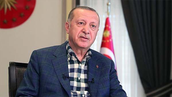 Cumhurbaşkanı Erdoğan: Büyük kongremizi yeni bir şahlanış miladı haline dönüştürmek istiyoruz