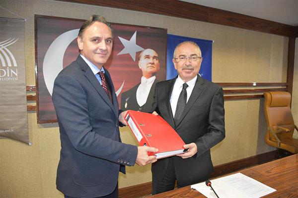 Mardin Cumhuriyet Meydanı projesi törenle imzalandı