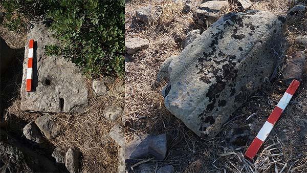 Urla'da 2 bin 500 yıl öncesine ait Afrodit Tapınağı kalıntıları bulundu