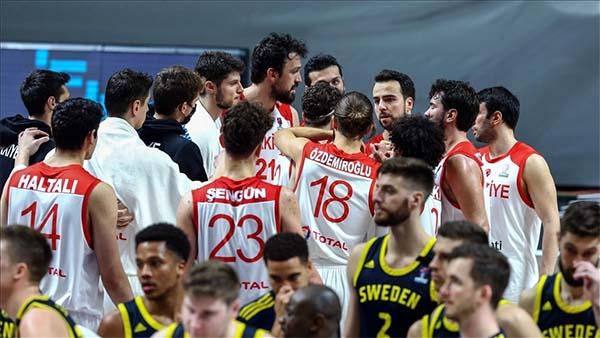 A Milli Erkek Basketbol Takımı, dünya sıralamasında 15. sıradaki yerini korudu
