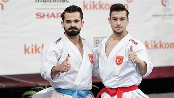 Milli karatecilerden Lizbon'da 3'ü altın 9 madalya