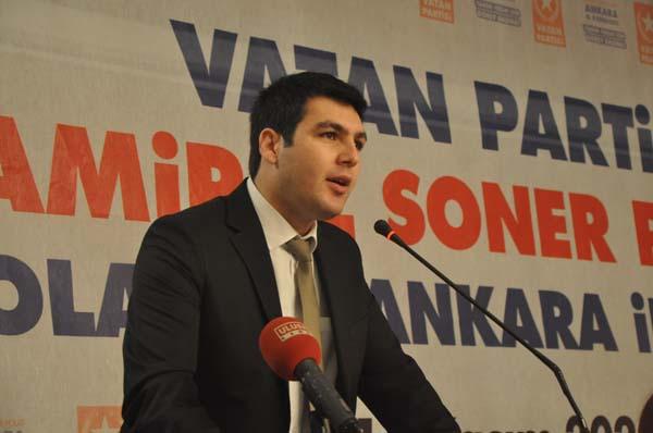 Özgür Bursalı: Ülkü Ocakları vatansever bir kurumdur