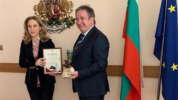 Şişecam Başkan Vekili Kırman: Türkiye - Bulgaristan ekonomik ilişkilerine önemli katkı sağlıyoruz