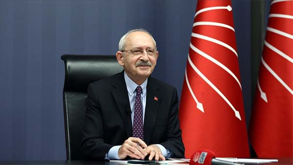 Kılıçdaroğlu, partisinin kadın belediye başkanları ile video konferansla görüştü