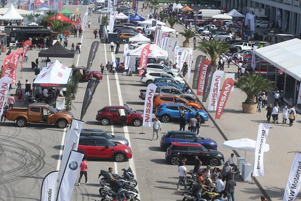 Otomotiv sektörü 'V Weekend Motoring'le vites yükseltecek