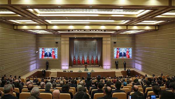 'Cumhurbaşkanlığı Hükümet Sistemi'nde Yerel Yönetimler Sempozyumu' düzenlenecek