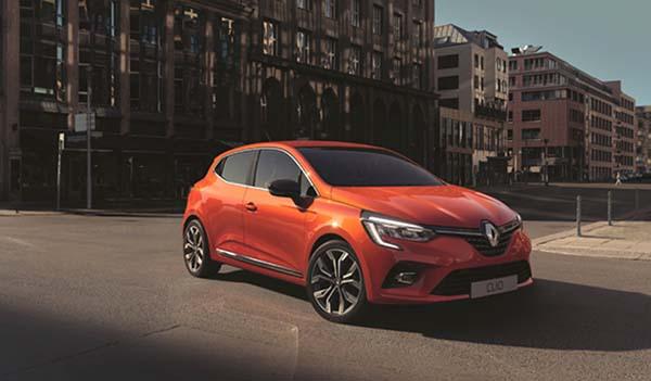 Renault'nun Clio efsanesi yenilendi