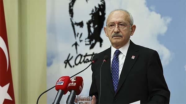 Kılıçdaroğlu şehit askerlerin ailelerine başsağlığı diledi