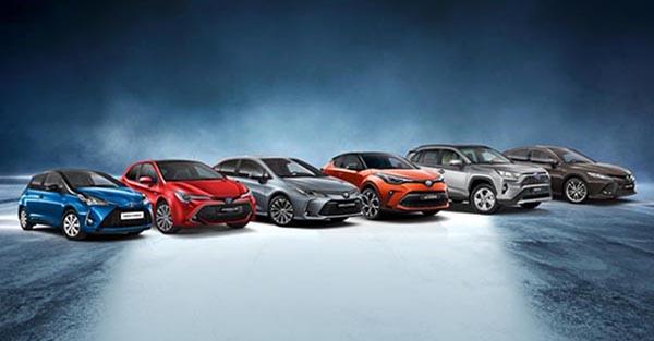 Japon Toyota'dan Avrupa'da hibrit araç rekoru