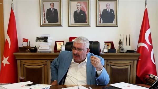 'MHP komisyonda dokunulmazlıkların kaldırılması yönünde oy kullanacak'