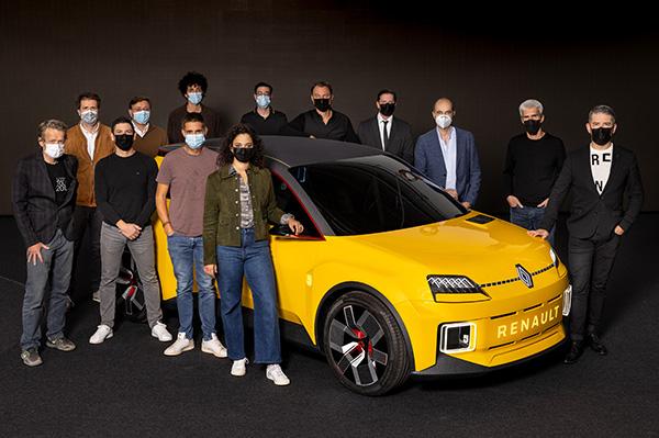 Renault'nun konsept otomobillerine iki ödül