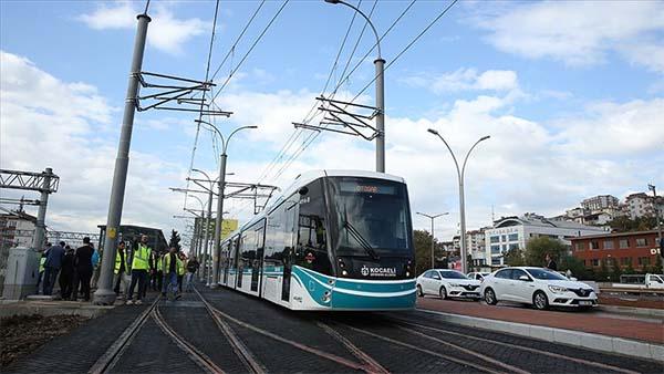 'Sanayi kenti'nde tramvay hattı uzatılıyor