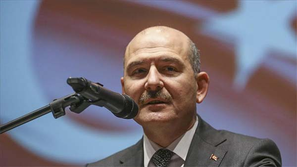 İçişleri Bakanı Soylu: Dünyada enerjinin en güvenli geçiş sahası Türkiye