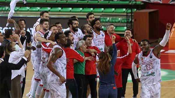 FIBA Şampiyonlar Ligi'nde 8'li finale çıkan 7. takım Pınar Karşıyaka oldu