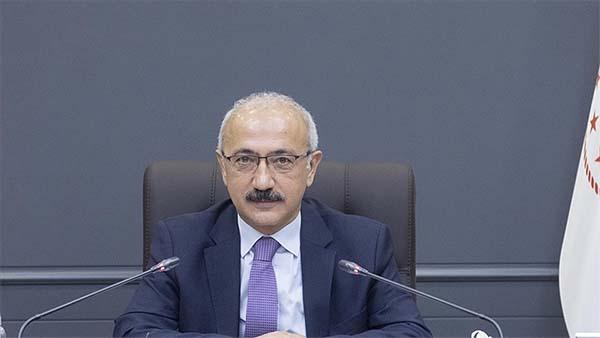 Bakan Elvan: Haziran sonuna kadar 176 milyar lira harcama yapmış olacağız