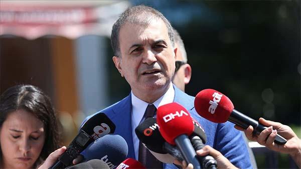 AK Parti Sözcüsü Çelik'ten Cumhurbaşkanlığı Hükümet Sistemi açıklaması