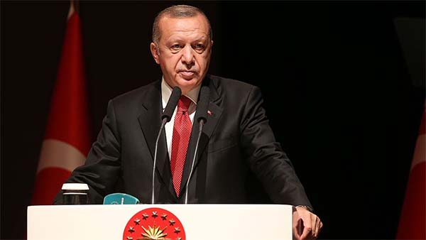 Erdoğan, İstanbul'un AK Parti'li ilçe belediye başkanlarıyla buluştu