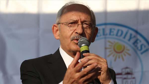 CHP Genel Başkanı Kılıçdaroğlu: Komşularımızla barış içinde yaşamamız lazım