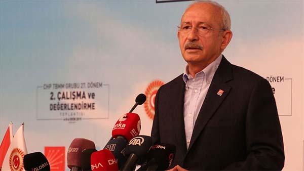 CHP Genel Başkanı Kılıçdaroğlu: Türkiye'yi aydınlığa çıkarma gibi bir görevimiz var