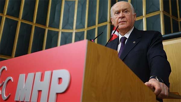 MHP Genel Başkanı Devlet Bahçeli: Türk milletini tartışmak düşmana koz vermektir