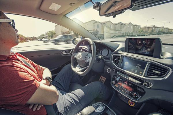 Hyundai ve Aptiv'den otonom sürüş ortaklığı