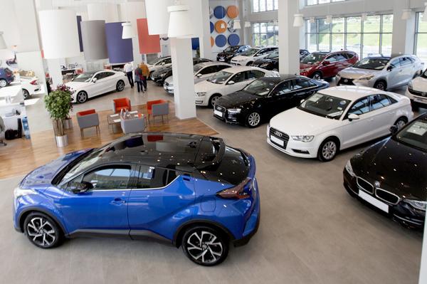 ALJ Finans'tan 15 yaşa kadar ikinci el otomobillere özel kampanya
