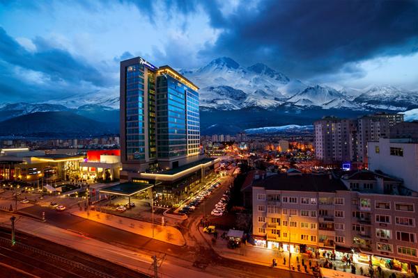 Radisson Blu Hotel Kayseri'Dünyanın En İyi Radisson' oteli
