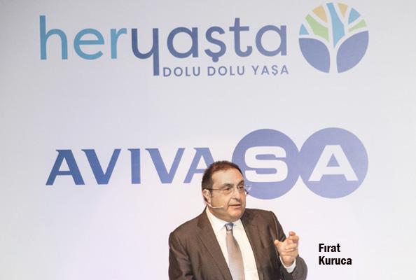 AvivaSA 2020 yılında 'Her Yaşta' diyor