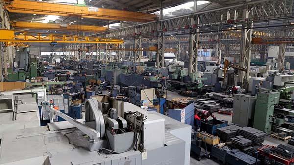Türkiye'nin makine ihracatı 8,3 milyar dolara yükseldi
