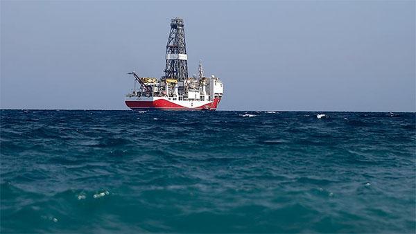 'İlk derin deniz sondajımıza başlıyoruz'