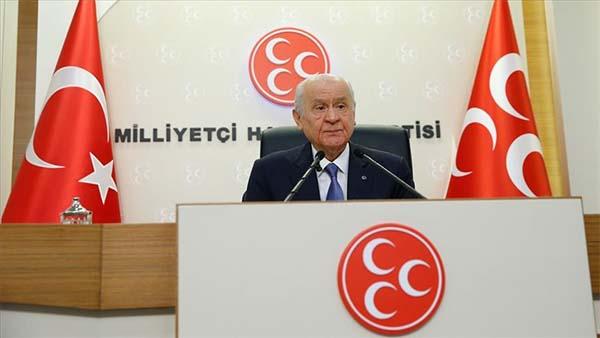 Devlet Bahçeli: Türkiye bölücü örgütleri etkisiz hale getirmek için kutlu bir sefere çıkmıştır