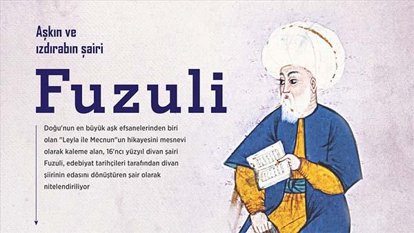 Aşkın ve ızdırabın şairi: Fuzuli