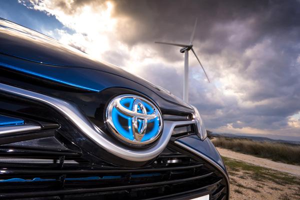 Toyota, Avrupa operasyonlarında 'yenilenebilir enerji' kullandı