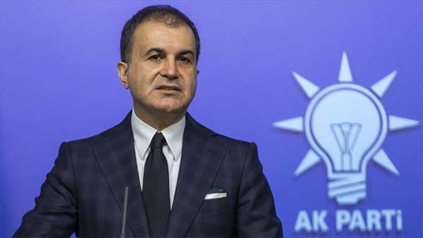AK Parti Sözcüsü Çelik: Olağanüstü itiraz yoluna başvuracağız