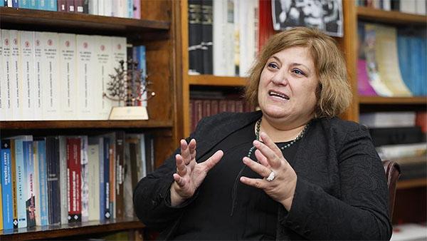 Prof.Dr. Neşe Özden: 'Türkiye'ye yapılan saldırılarda, Sevr ruhu diriltilmek isteniyor'
