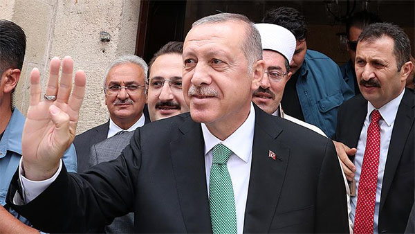 Cumhurbaşkanı Erdoğan: Ekonomik savaşı başarılı bir şekilde vereceğiz