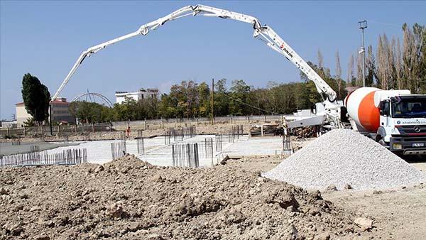 Van'da Selçuklu mimarisiyle yapılacak caminin temeli atıldı