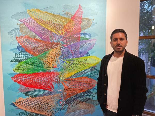 Ressam Ali İrgin'nin