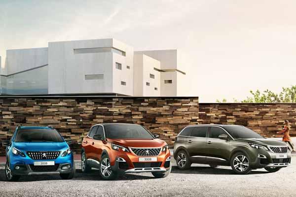 Peugeot Türkiye, SUV'da segment lideri oldu