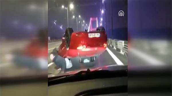 FSM'de makas atan trafik kazasındaki sürücünün cezası belli oldu