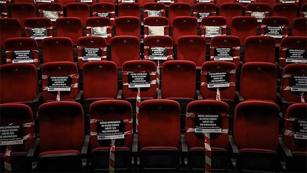 Kültür ve Turizm Bakanlığından 451 özel tiyatroya 14,5 milyon lira destek