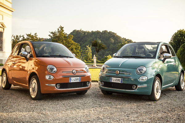 Fiat 500'den yeni bir satış rekoru