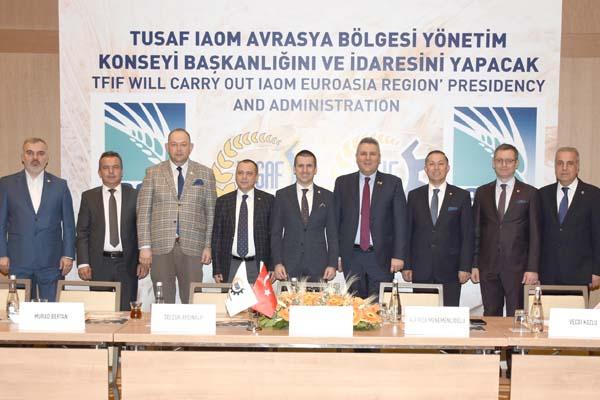 Avrasya'da buğday üretiminde söz Türkiye'nin