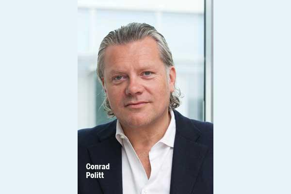 JTI Türkiye'nin yeni genel müdürü Conrad Politt oldu