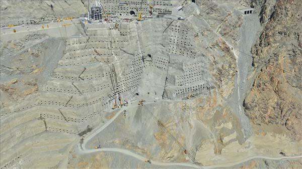 DSİ Genel Müdürü Acu: Yusufeli Barajı ülkemizin en yüksek barajı olacak