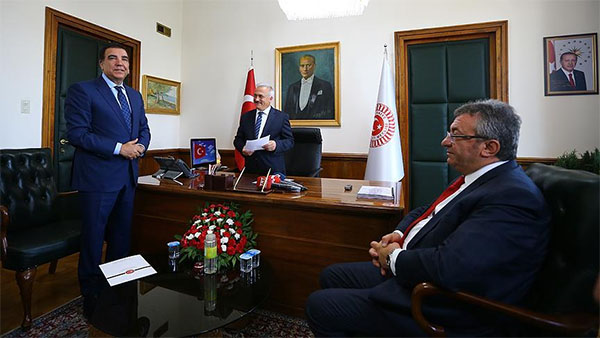 CHP'li Erdoğan Toprak Meclis Başkanı adayı oldu
