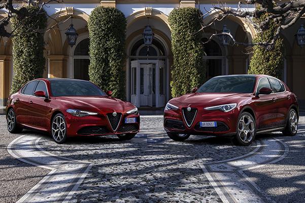 Alfa Giulia ve Stelvio'ya özel seri
