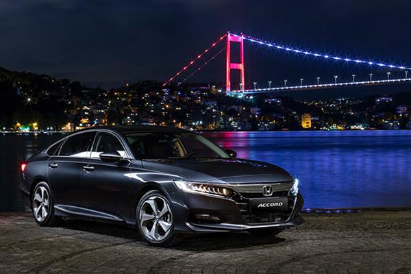 City'nin ardından Honda Accord da Türkiye'de